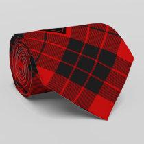 Clan Macleod of Raasay Tartan Neck Tie