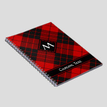 Clan Macleod of Raasay Tartan Notebook