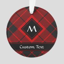 Clan Macleod of Raasay Tartan Ornament