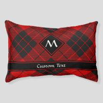Clan Macleod of Raasay Tartan Pet Bed