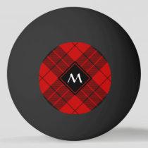 Clan Macleod of Raasay Tartan Ping Pong Ball