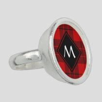 Clan Macleod of Raasay Tartan Ring
