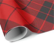 Clan Macleod of Raasay Tartan Rotated Wrapping Paper