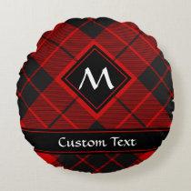 Clan Macleod of Raasay Tartan Round Pillow