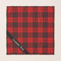 Clan Macleod of Raasay Tartan Scarf