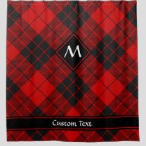 Clan Macleod of Raasay Tartan Shower Curtain