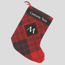 Clan Macleod of Raasay Tartan Small Christmas Stocking