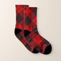 Clan Macleod of Raasay Tartan Socks