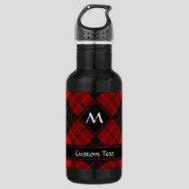 Clan Macleod of Raasay Tartan Stainless Steel Water Bottle