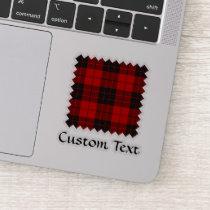 Clan Macleod of Raasay Tartan Sticker
