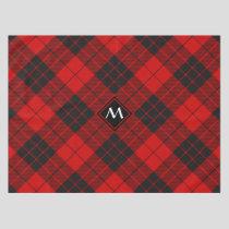 Clan Macleod of Raasay Tartan Tablecloth