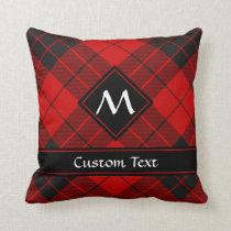 Clan Macleod of Raasay Tartan Throw Pillow