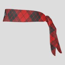Clan Macleod of Raasay Tartan Tie Headband