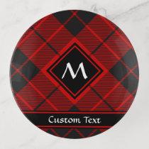 Clan Macleod of Raasay Tartan Trinket Trays