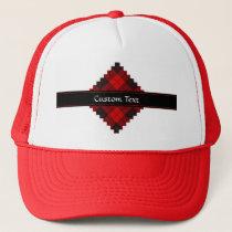 Clan Macleod of Raasay Tartan Trucker Hat