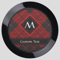 Clan Macleod of Raasay Tartan USB Charging Station