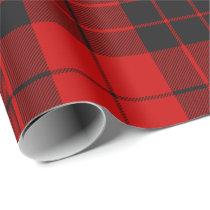 Clan Macleod of Raasay Tartan Wrapping Paper