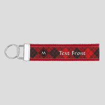 Clan Macleod of Raasay Tartan Wrist Keychain