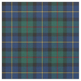 Clan MacLeod of Skye Tartan Fabric