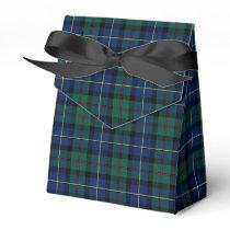 Clan MacLeod of Skye Tartan Favor Box