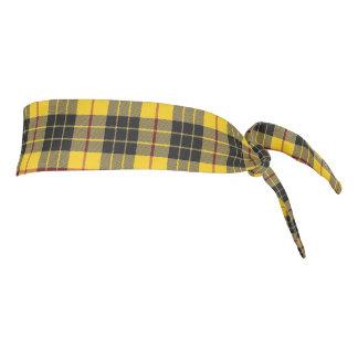 Clan MacLeod Scottish Accents Tartan Tie Headband