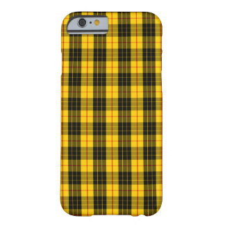 Clan MacLeod Tartan Barely There iPhone 6 Case