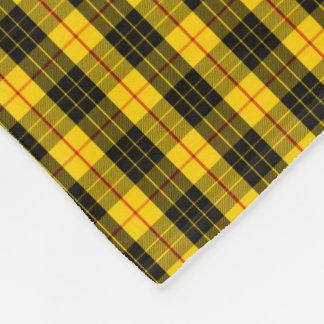 Clan Macleod Tartan Fleece Blanket