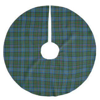 Clan MacLeod Tartan Plaid Tree Skirt