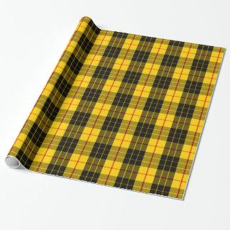 Clan Macleod Tartan Gift Wrap Paper