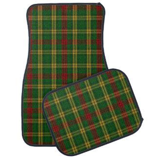 Clan MacMillan Plaid Car Mat Set Floor Mat
