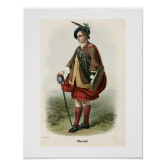 Clan Macnab Impresiones