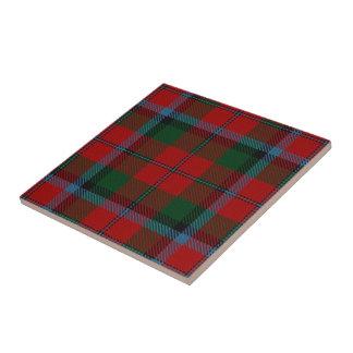 Clan MacNachtan Scottish Expressions Tartan Tile