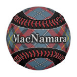 Clan MacNamara Irish Dream Tartan Plaid Baseball