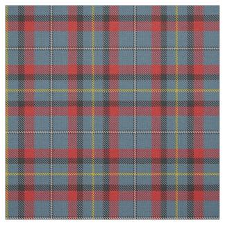 Clan MacNamara Irish Tartan Plaid Fabric