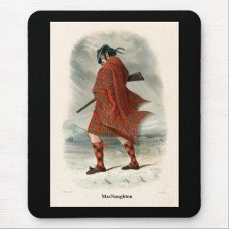 Clan MacNaughton Mouse Pad