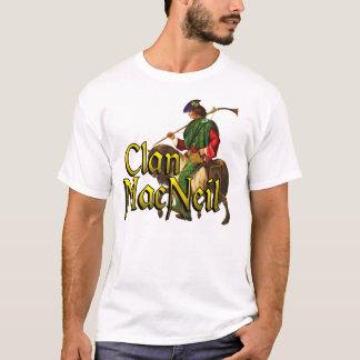 Clan MacNeil Old Scottish Highland Games Shirts