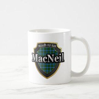 Clan MacNeil Scottish Dynasty Tartan Mugs Cups
