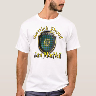 Clan MacNeil Scottish Proud Shirts