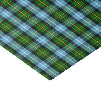 """Clan MacNeil Tartan 10"""" X 15"""" Tissue Paper"""