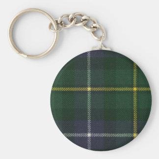 Clan MacNeil Tartan Key Chain