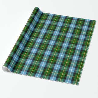 Clan MacNeil Tartan Wrapping Paper