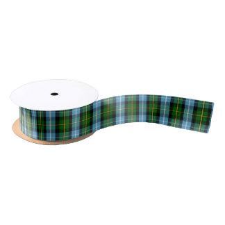 Clan MacNeil Tartan Satin Ribbon