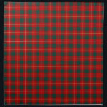 "Clan MacPhee Bright Red and Green Scottish Tartan Napkin<br><div class=""desc"">Cloth napkins with a bright red,  forest green,  yellow gold and white Scottish tartan. Traditional Clan MacPhee family plaid pattern from 1880. Choose from dinner or cocktail napkins. Matching tablecloth and table runner available.</div>"