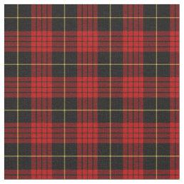 Clan MacQueen Tartan Fabric