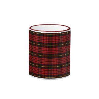 Clan MacQueen Tartan Coffee Mug