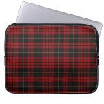 Clan MacQueen Tartan Plaid Laptop Cover Computer Sleeves