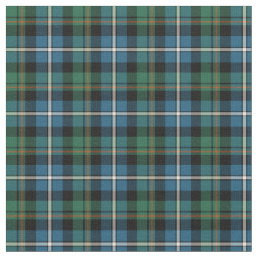 Clan MacRae Hunting Tartan Fabric