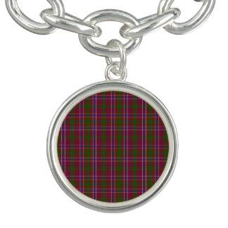 Clan MacRae Tartan Bracelet