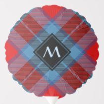 Clan MacTavish Tartan Balloon