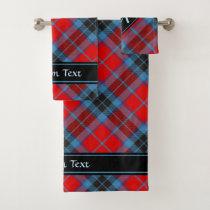 Clan MacTavish Tartan Bath Towel Set